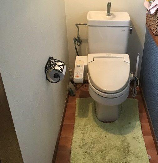 狭山市トイレ簡単リフォーム工事
