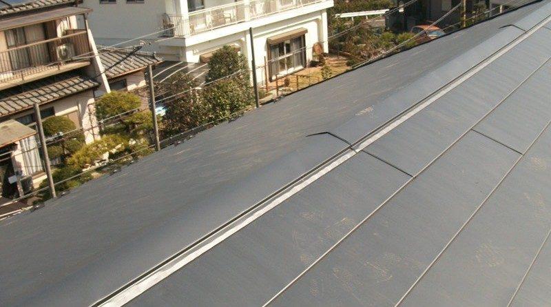 川越市 屋根葺き替え工事