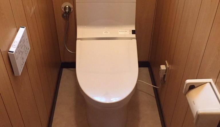 狭山市でトイレ交換のリフォーム