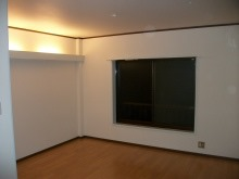 入間市 アパート改修工事 和室から洋室へ