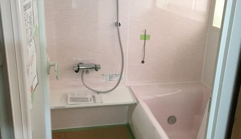 狭山市 浴室・キッチンリフォーム工事