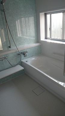 狭山市 浴室リフォーム工事