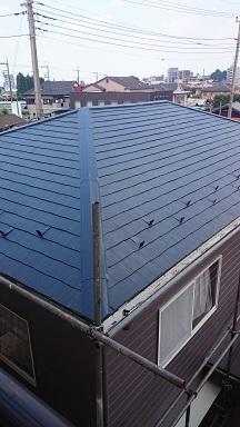 狭山市 外壁の塗装工事・屋根塗替え工事