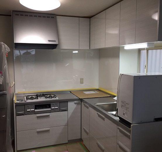 狭山市 キッチン・和室リフォーム工事