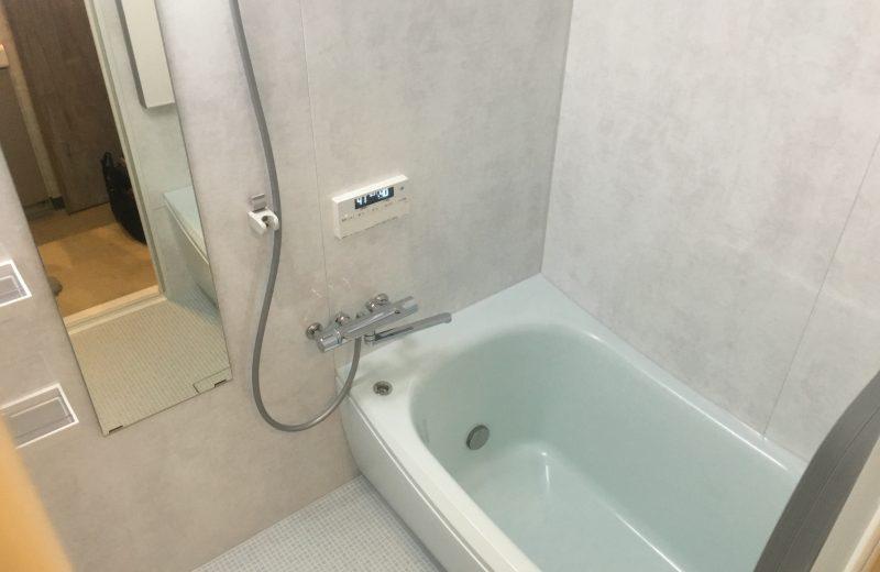 川越市 Y様邸 浴室リフォーム工事