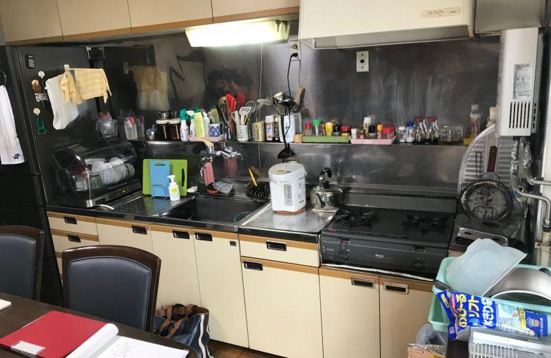 初めてのキッチンリフォーム