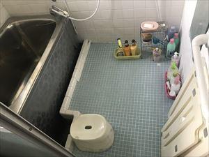 狭山市 在来浴室からユニットバスへリフォーム