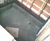 浴室土間コン